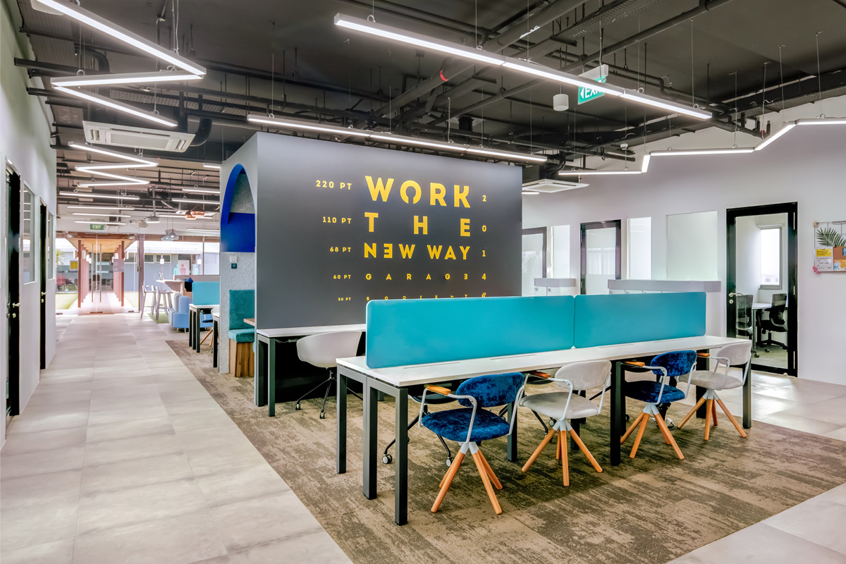 The Garage Society: An Innovation Hub For All