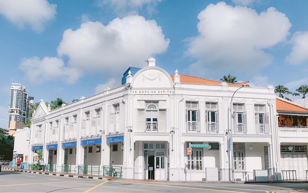 Walk Down Singapore's Heritage Lane: 6 Workspaces To Explore