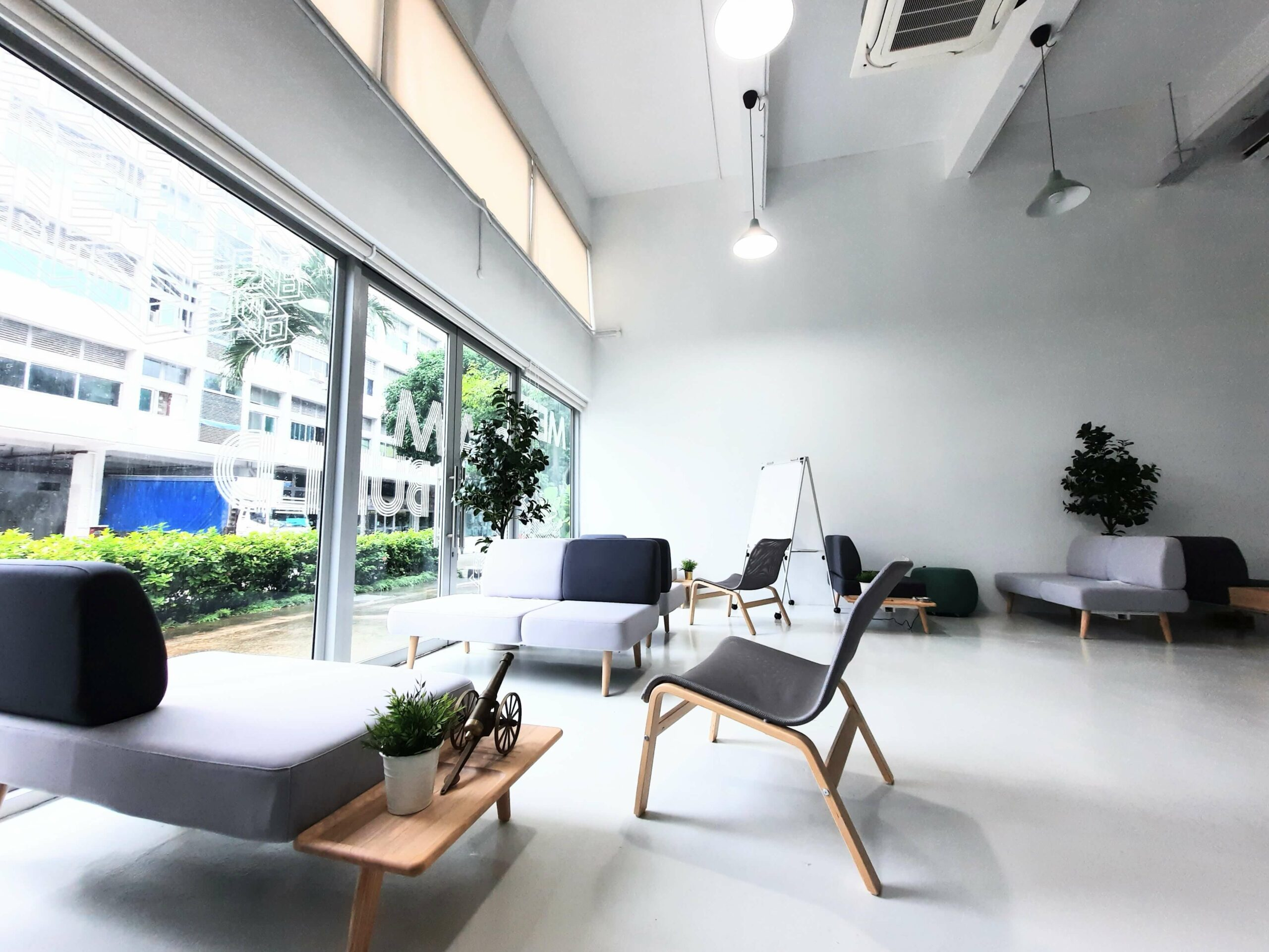 The Common Ground: A Creative Space for Collaboration