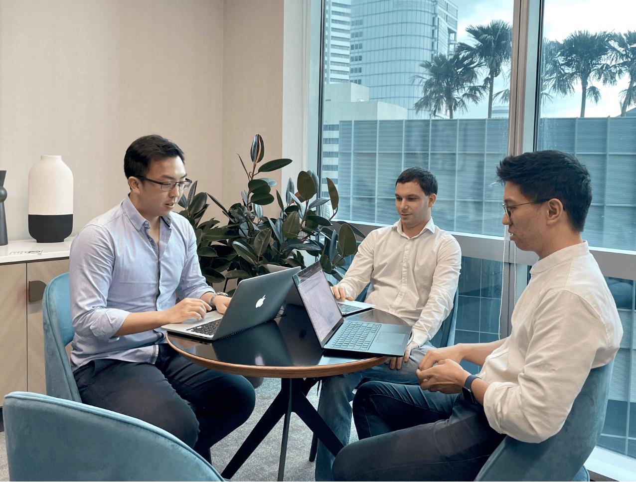 Ex-Foodpanda execs launch workspace marketplace in Singapore, Hong Kong