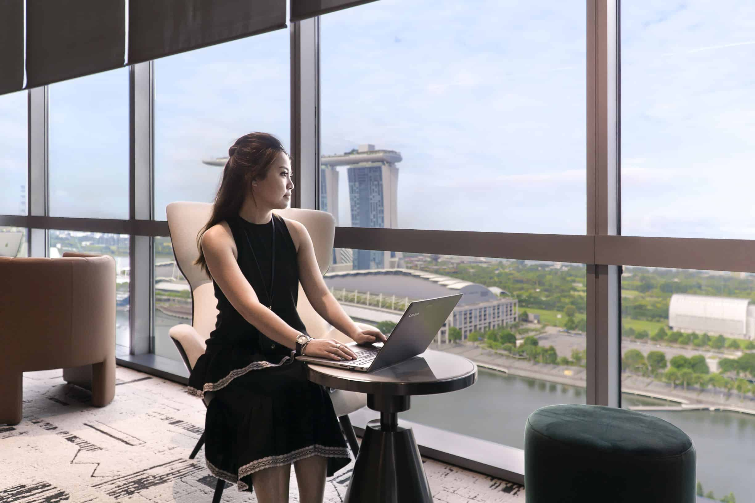 6 Scenic Coworking Spaces in Singapore