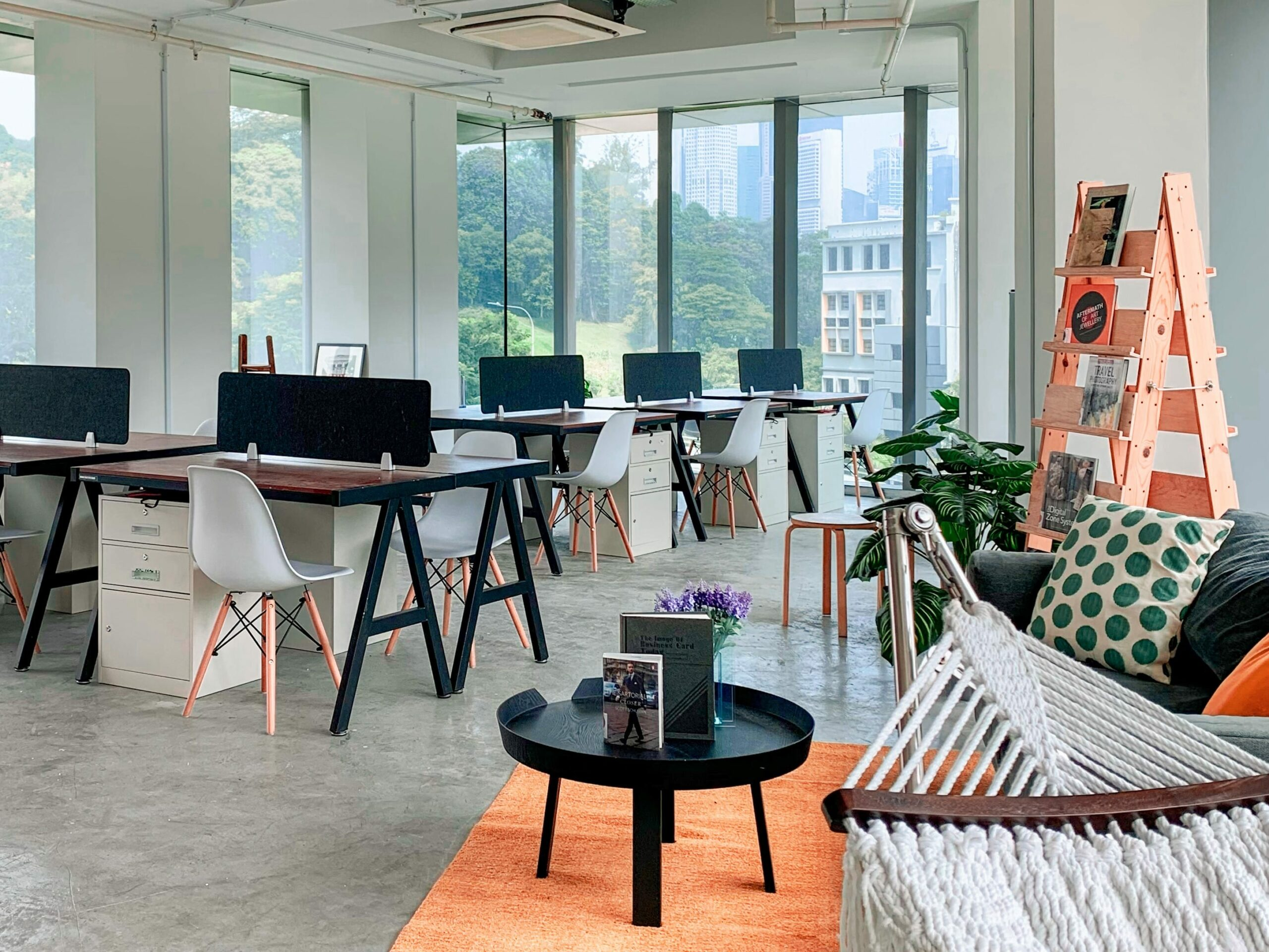 MOX @ Oxley Rise: A Co-making Hub For Creatives