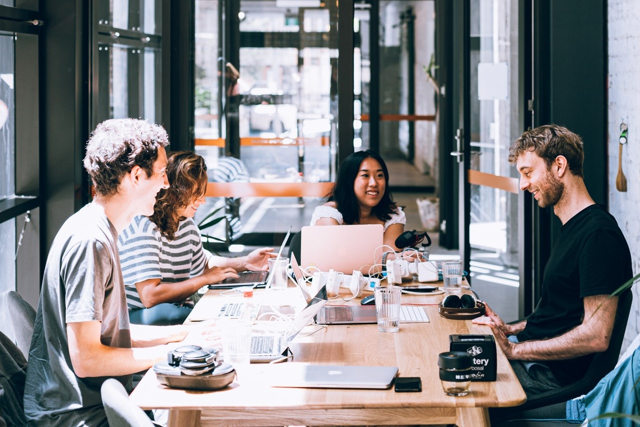 Why Coworking Spaces Are Great For Productivity
