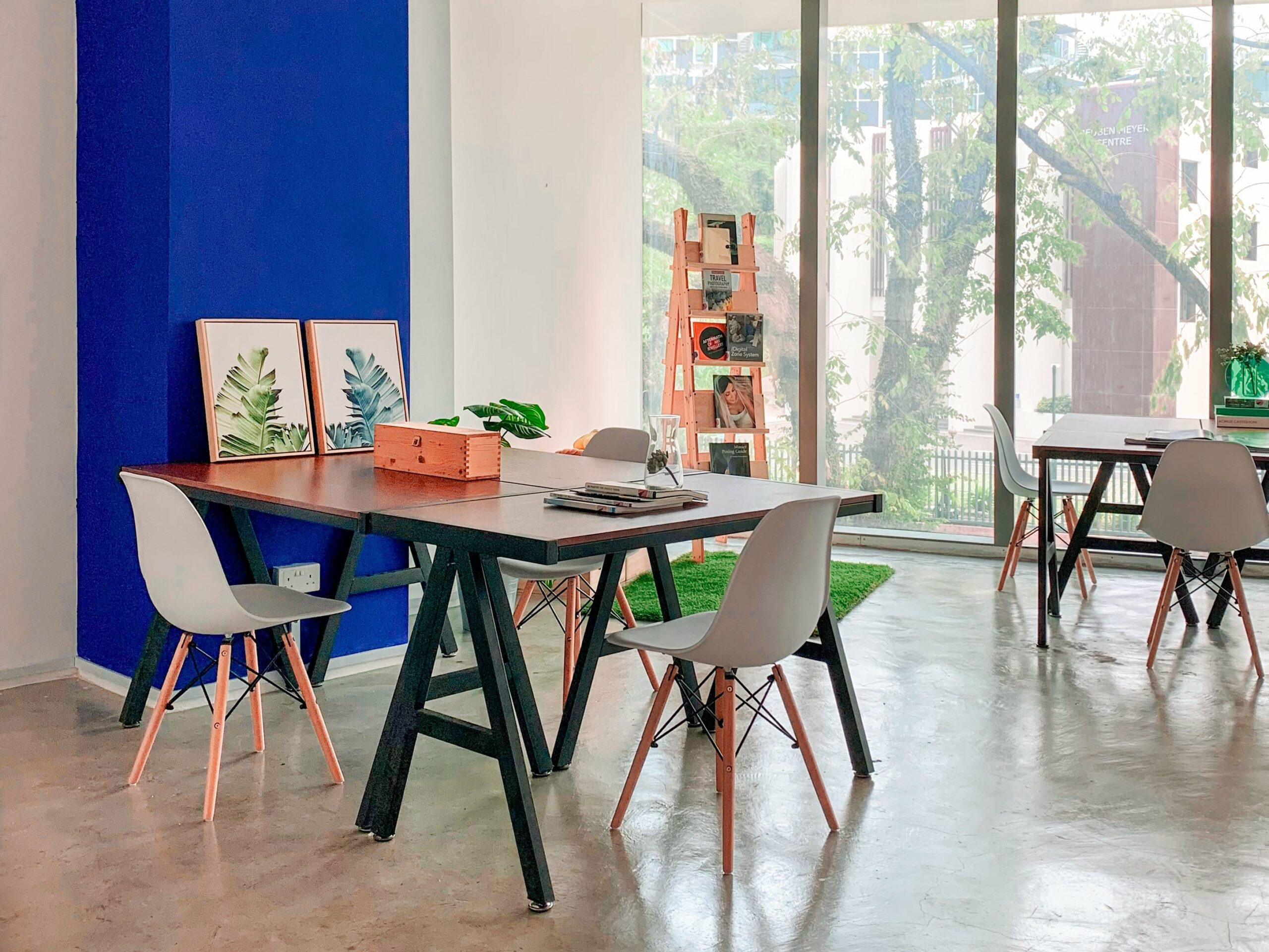 5 Coworking Spaces For Creatives In Singapore